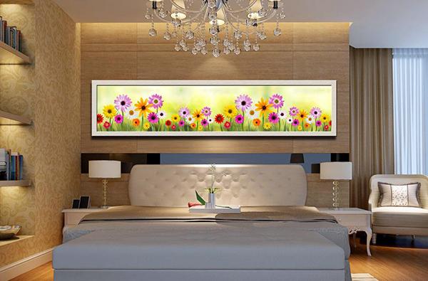 卧室背景墙材料选购