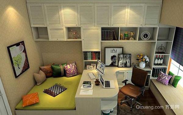 小书房设计有哪些要诀 这四点不可忽视