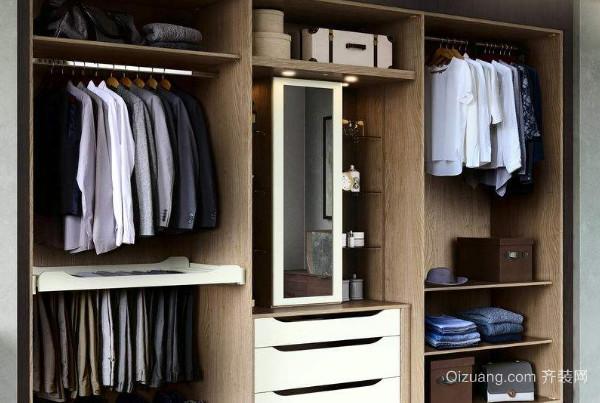 整体衣柜的优势