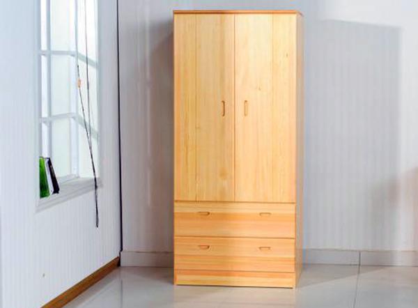 卧室大衣柜门尺寸