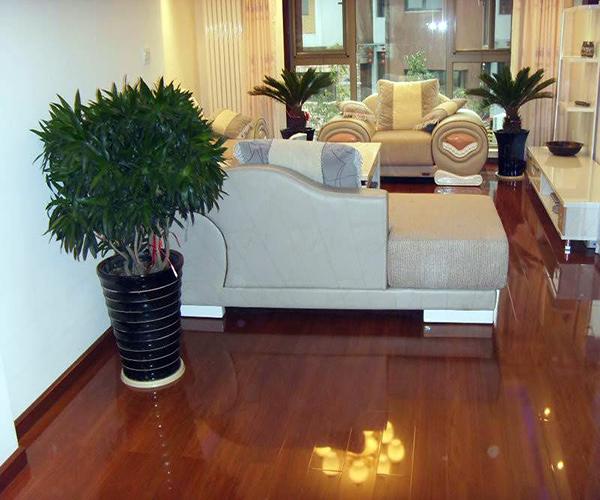 天格纯实木地板