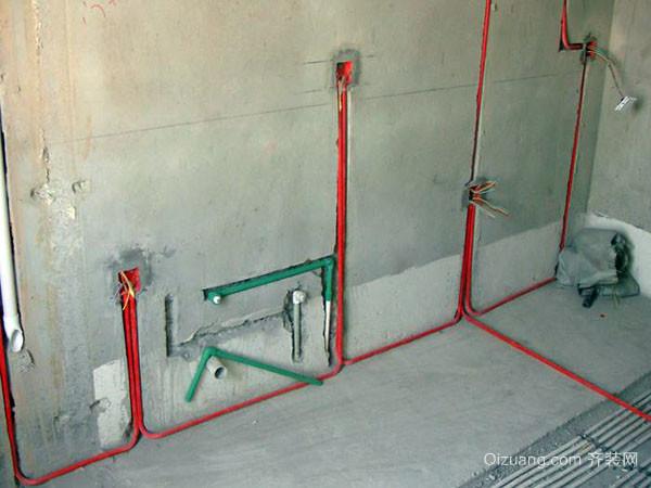 水电施工图内容