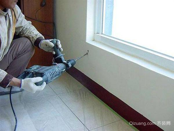 处理窗户防水小技巧