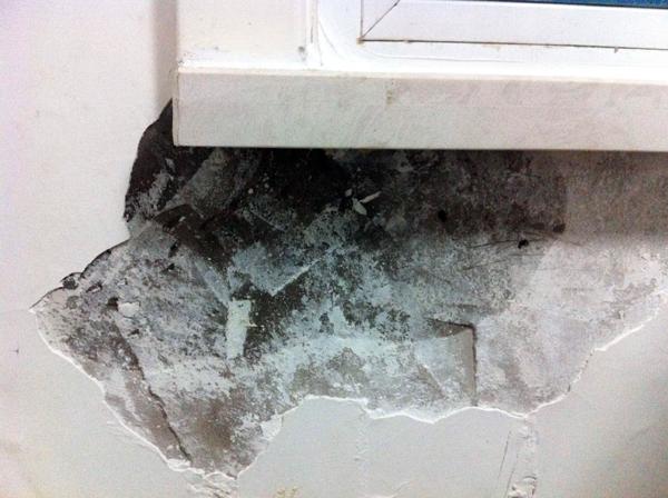 窗户漏水漏风