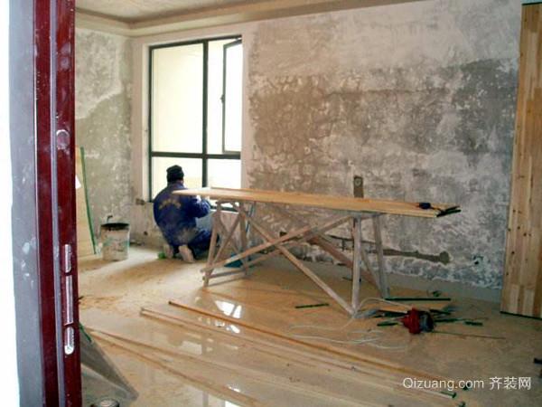 老房子墙面翻新