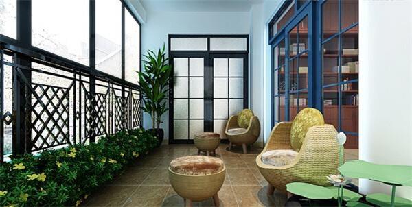 秦皇岛装修告诉你 内阳台和外阳台区别在哪里