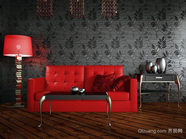 家装墙纸装潢风格