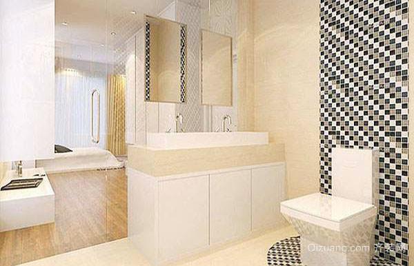 卫浴间防水装修