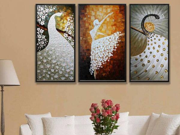家庭装饰画怎么选购 装点出不一样的家图片