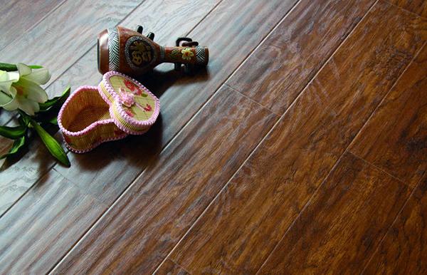 强化木地板运用
