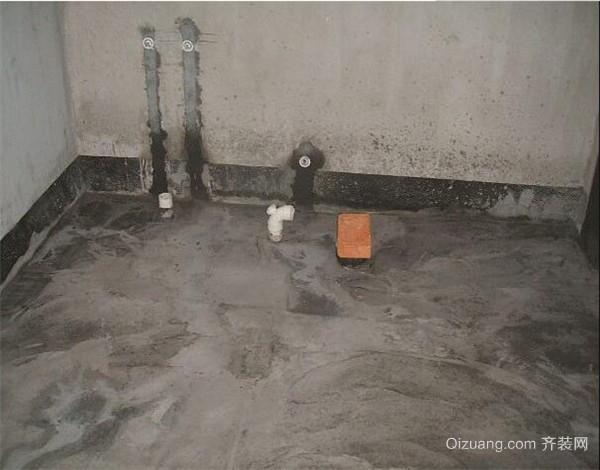 家装防水改造