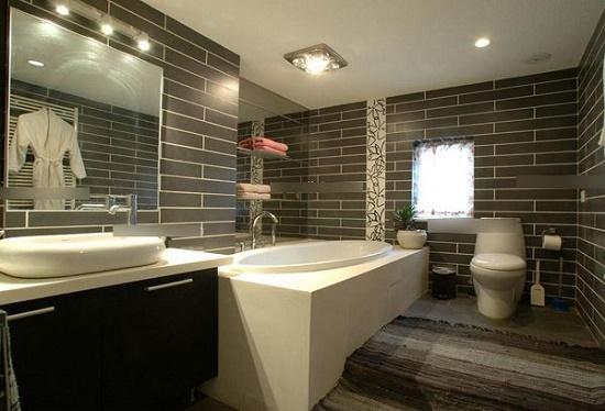 卫生间收纳这么设计 让你的卫生间再大一平方