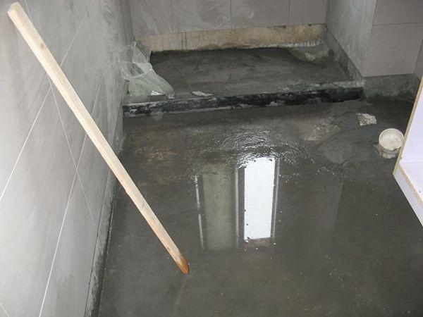 大理装饰告诉你地面防水用什么材料 工程需要多少钱