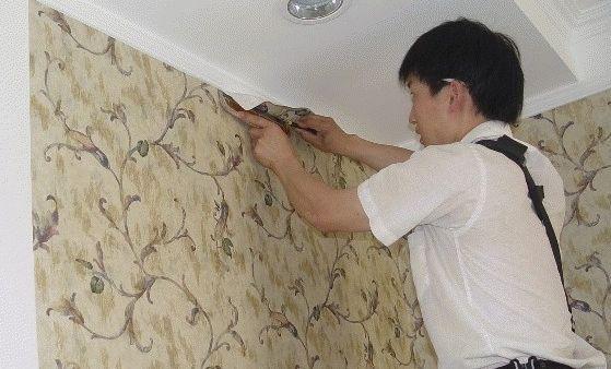 如何鉴别家装墙纸