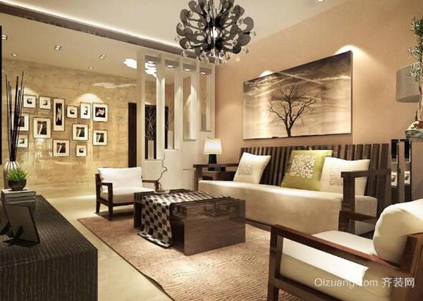 现代客厅装修风格构成要素