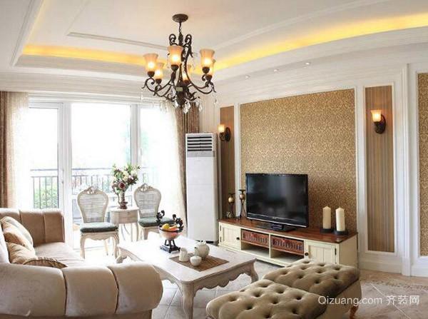 现代客厅装修风格要素