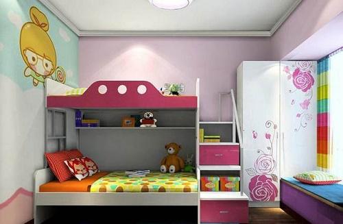 儿童房装修必须注意的隐患问题 儿童房装修涂料选择技巧