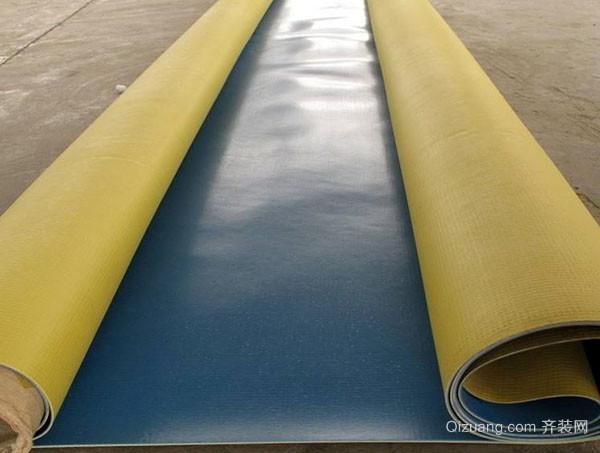 保养PVC防水卷材的小技巧