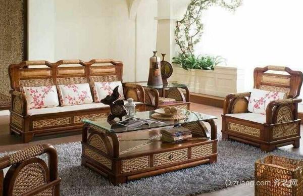 沙发能搭配出什么风格
