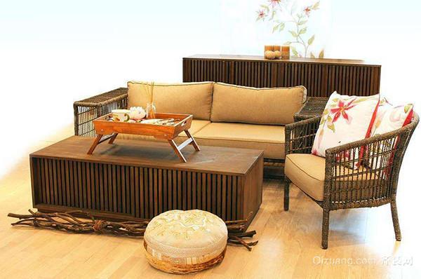 沙发选择木质的好吗