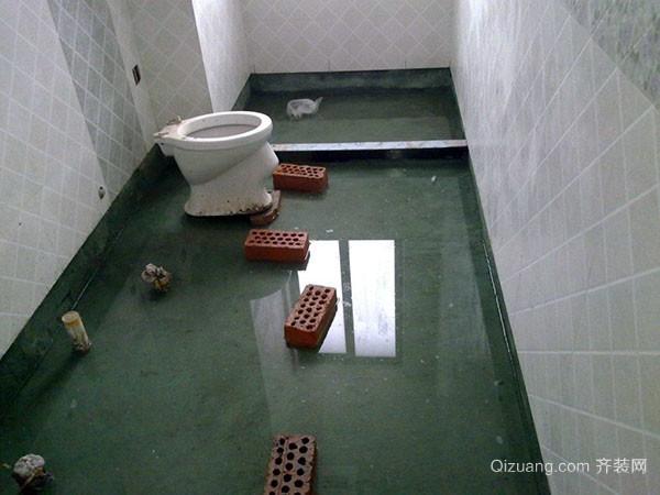 卫生间防水怎么施工