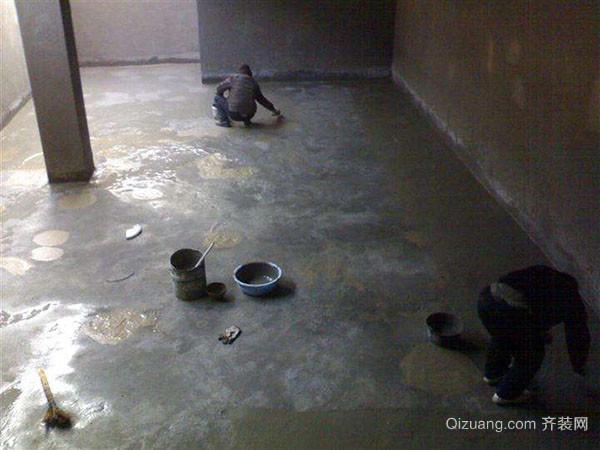 地下室防水具体施工