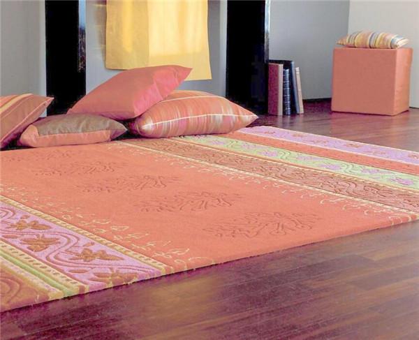地毯和地垫应怎么区分