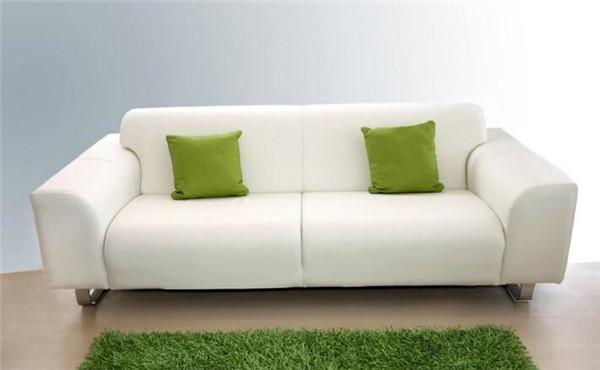 白色皮沙发清洗