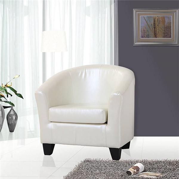 白色皮沙发保养