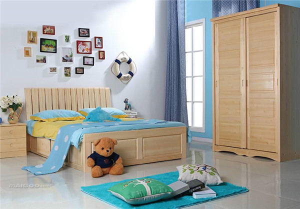 儿童松木家具如何选购 永川家装详述选购要点