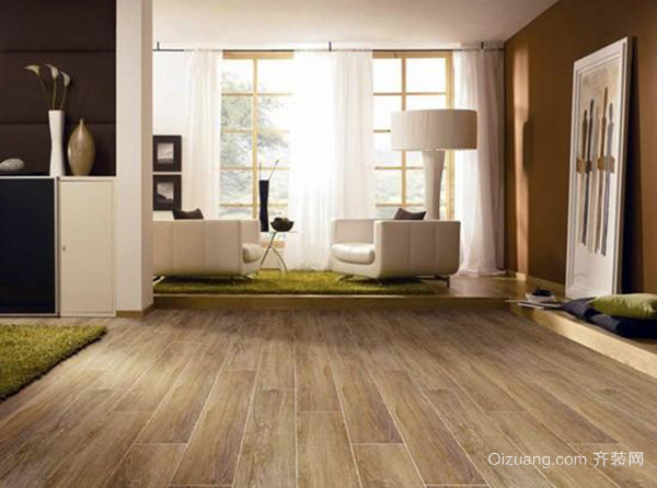 木地板搭配标准