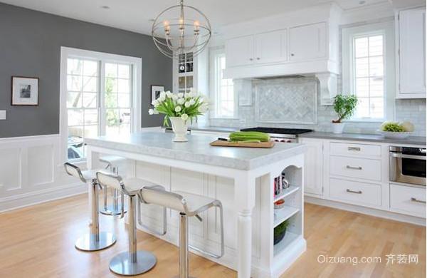 厨房吧台的设计要注重哪些方面