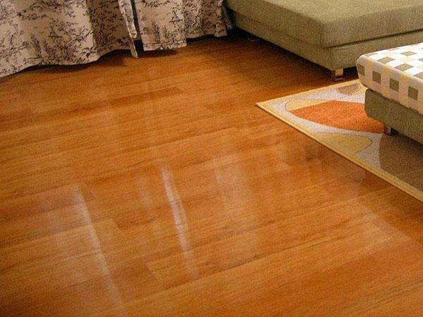 绿色地板的五大标准