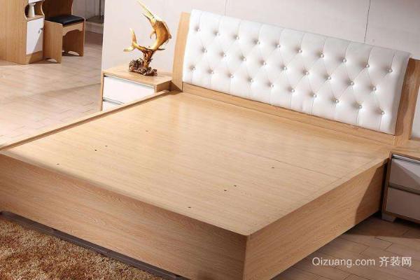 板式床与实木床有哪些区别