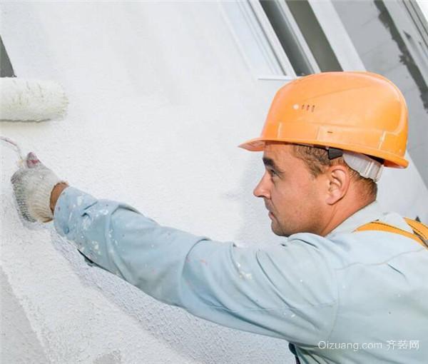 墙面漆施工怎么验收