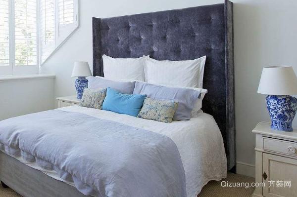 卧室床怎么搭配才好