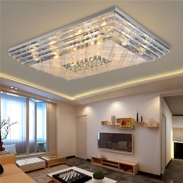 客厅灯具安装效果图