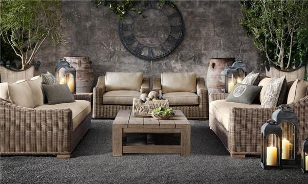 永川家装分享藤艺沙发清洁保养方法
