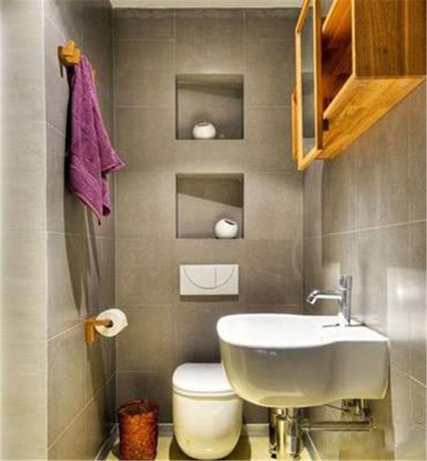 小户型卫浴装修
