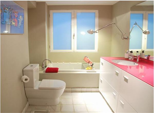 小户型卫浴装修案例