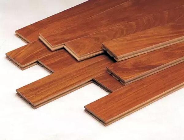 木地板装饰施工