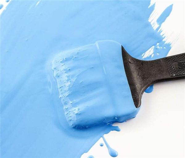 墙面涂料涂刷