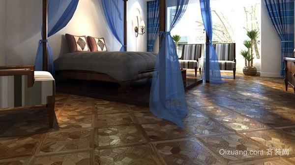 装潢木地板