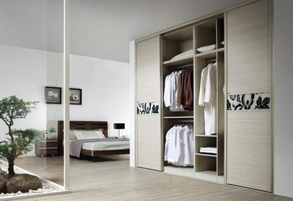 入墙式衣柜有什么特点 设计师为你揭秘