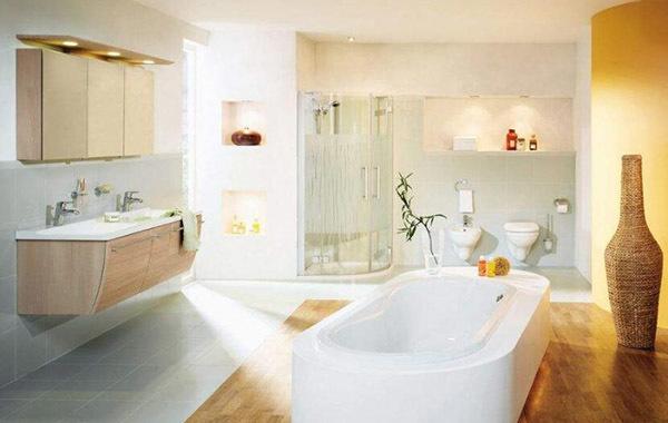 浴室装修的重点工作