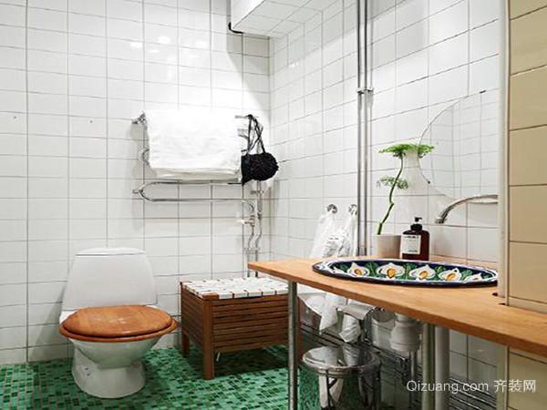 卫浴墙面贴砖讲解