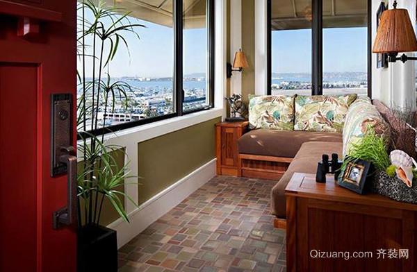阳台住宅设计与风水知识