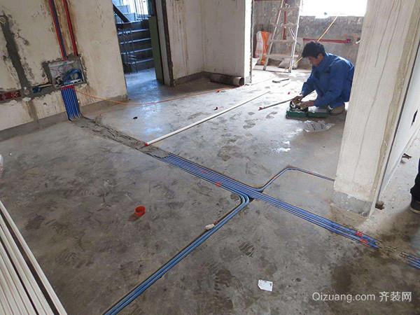 装修流程 施工阶段 水电 > 正文   穿线管的选择在进行电路布线时都要