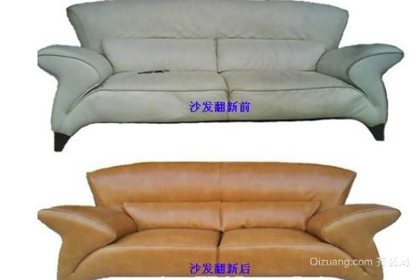 旧沙发怎么翻新