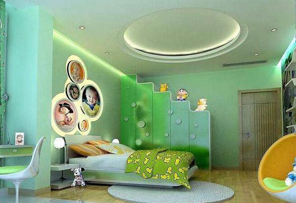 宝宝房灯光布置注意